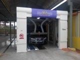 Fully Automatic Tunnel Car Washing System with Nine Brushes