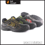 Industrial Leather Safety Shoes with Steel Toecap (Sn5378)