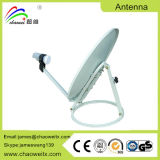 Ku Band Offset 60cm Outdoor Satellite TV Dish Antenna