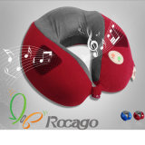 Soft Neck Pillow Massager with Musical Function