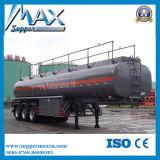 Oil Tanker Semitrailer 40000L with 3 Axle 5 Compartment/Semitrailer Tanker