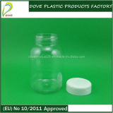 Medicinal Plastic Pet Tablet Bottle 130ml