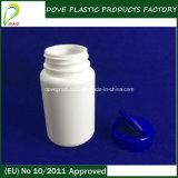 HDPE 100ml Plastic Empty Bottle for Capsules