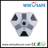 360 Degree View Fish-Eye Video IP Camera (WS-Fish-02)