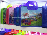 Wholesale Handle PVC Child School Bag
