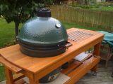 Kamado Ceramic Charcoal BBQ Grill