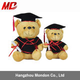2015 Salable Graduation Push Bear with Book in High Qualitity