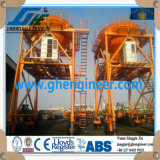 Bulk Materials Coal Dusting Proof Mobile Hopper