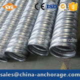 Various Types Metal Corrugated Duct for Prestressed Constructions