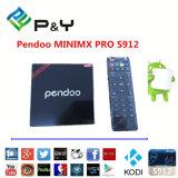 P&Y Pendoo Minix Proandroid 6.0 Kodi 17.0 Media Player