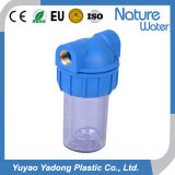 Water Filter with Polyphophsate Crystal