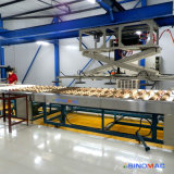 CE Approved Semi Automation Glass Laminated Production Line