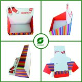 OEM Paper Board Cardboard Shoe Box Wholesale Fold Shipping