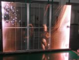 Transparent Glass LED Display-P6.25mm Indoor Full Color LED Mesh Screen