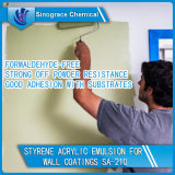 Styrene Acrylic Emulsion for Wall Coatings (SA-210)