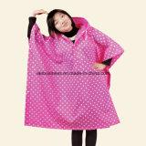 Customized outdoor and Ecofriendly Reusable Rainwear
