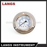 017 Pressure Gauge Oil Quality Pressure Manometer