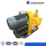 Electric Motor with Slurry Pump