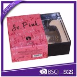 Attractive Color Style Customized Perfume Drawer Box Packaging