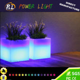 Garden Furniture Decorative Color Changing LED Flowerpot