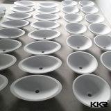 Shenzhen Factory Sanitaryware Supplier Deep Stone Counter Wash Basin