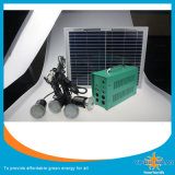 10W Four Lamps Solar Lighting Kits (SZYL-SLK-6010)