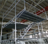 Safe Ce Qualified Scaffold Mobile Tower for Construction.