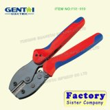 High Quality Ratchet Crimping Pliers for Turned Cotacts