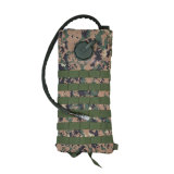 Army Green Hydration Pack Backpack with Water Bladder