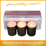 Custom Paper Gift Wedding Luxury Candle Box with Inserts
