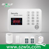 Factory Offer! ! Latest Burglar Alarm System Wireless GSM Home Alarm System