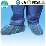PP Shoe Cover-Non Slip, Nonwoven Shoe Cover with Antislip