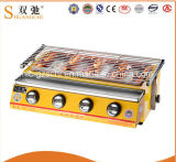 Gas Roaster Roasting Machine Barbecue Grill