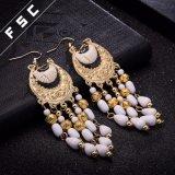 Wholesale Fashion Jewelry Geometrical Shape Bohemian Style Dangle Earrings