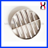 High Gauss Metal Filter Magnetic Grid