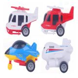 Plastic Mini Pull Back Promotional Toy 10272676
