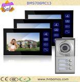 Excellent Color Video Door Phone Doorbell From Bemos for Multi-Apartment Security