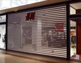 Transparent Rolling Door, Automatic Security Shopfront Door, Polycarbonate Roller Door