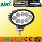 EMC Thick LED Work Light 10-30V DC, 24W LED EMC Working Ligjht