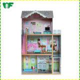 Mini Furniture Happy Family Doll House Kids
