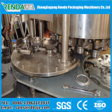 Auto Liquid Cans Filling Machine/Beer Canning Equipment