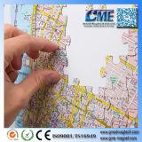 Customized Map Fridge Magnet Puzzle