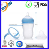 Food Grade Silicone Baby Feeding Bottle