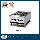 6-Burner Heavy Duty Gas Range/Gas Stove/Gas Burner (HGR-26)