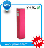 Mini Power Bank 2600mAh, Mobile Battery Charger 2600mAh for Phone