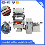 Rubber Floor Tile Making Machine / Rubber Hydraulic Tile Vulcanizing Press