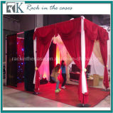 Pipe and Drape for Trade Show Booth Manufacturing
