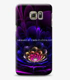 Custom Design Water Transfer Printing Smooth Hard Glossy PC Cell Phone Case for Samsung Galaxy S6 Mobile Cover
