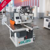 Hcj154 Wood Machine Automatic Feeding Single Blade Rip Saw