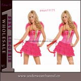Fancy Adult Carnival Halloween Sexy Dance Dress Theatrical Costume (TLQZ11171)